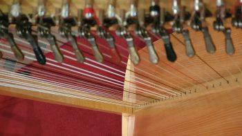 Lever/Irish Harp